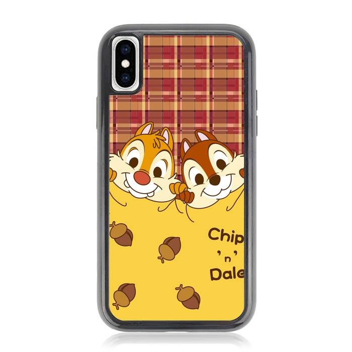 chip n dale W8903 iPhone XS Max Case