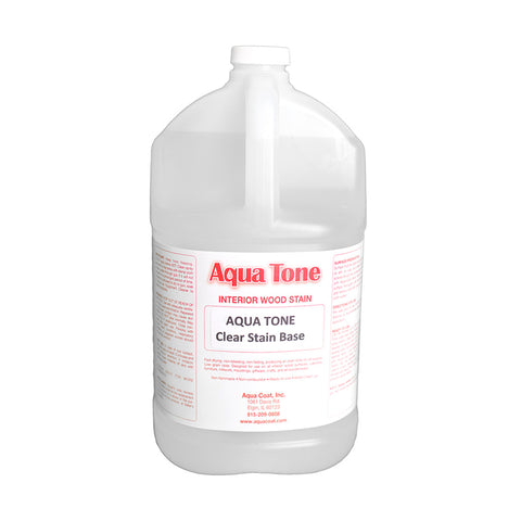Aqua Tone Clear Stain Base