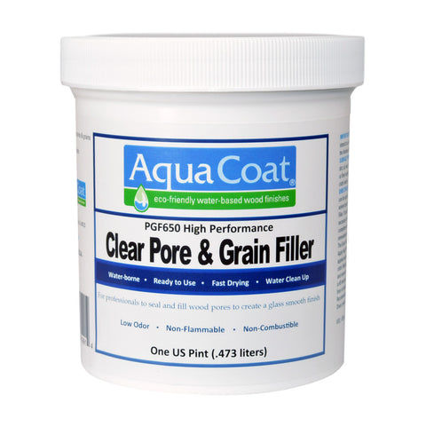 PGF High Performance Clear Wood Grain Filler