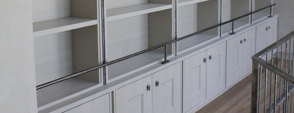 bookcase cabinetry