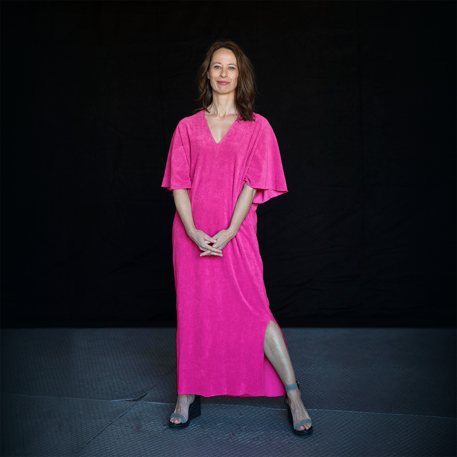 Speezys Kaftan Pink Rose