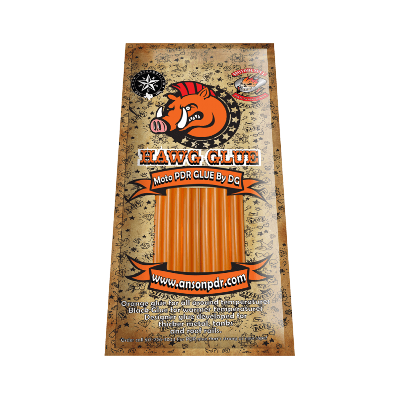 Hawg PDR Orange Glue | Orange Hog Glue | Tank Glue