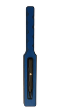 Blue Paddle used for removing dents from automobiles