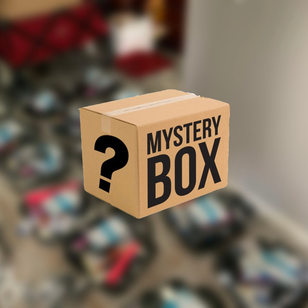 Glue Pulling Mystery Box & More