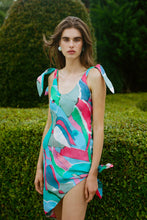Delilah Dress - Surf Multi