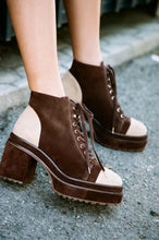 Bratz Boot - Mahogany Multi