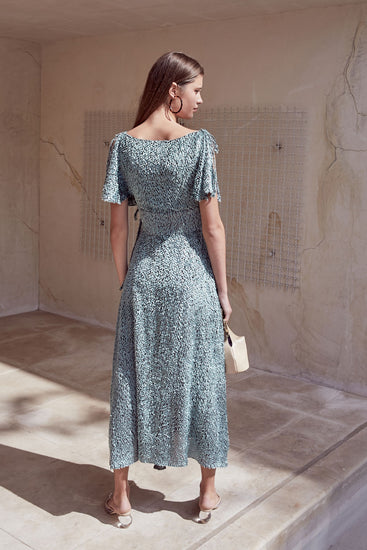 Lilah Dress - Seafoam (PREORDER)