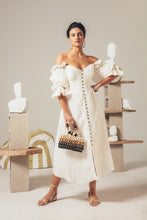 Simona Dress - Off White