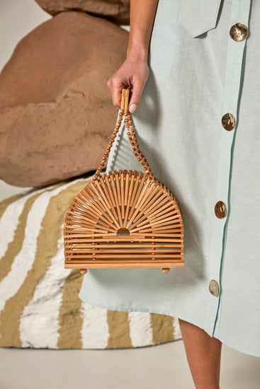 Cupola Bag - Natural