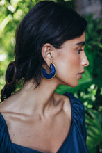 Aria Earring - Midnight
