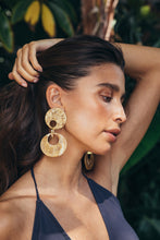 Cosima Clip On Earring - Saffron