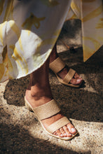 Jila Sandal - Natural