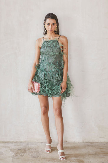 Shannon Dress - Seaspray (PREORDER)