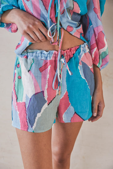 Sissi Short - Surf Multi