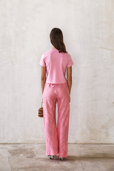 Stacie Pant - Pink