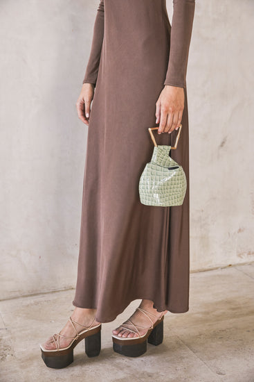 Becca Dress - Soil