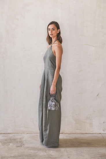 Yasmina Jumpsuit - Seaspray