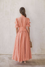 Willow Dress - Peach (EXCLUSIVE)