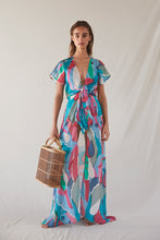 Lanna Dress - Surf Multi