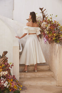 Sistra Skirt - Off White