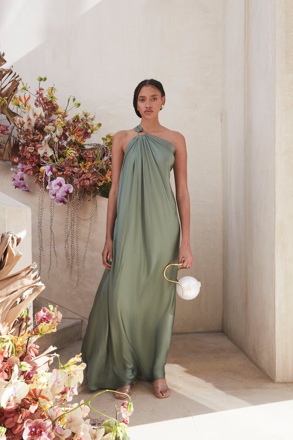 Theodora Gown - Seaspray