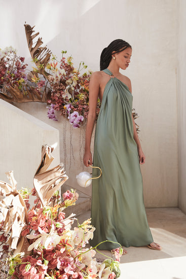 Theodora Gown - Seaspray (PREORDER)