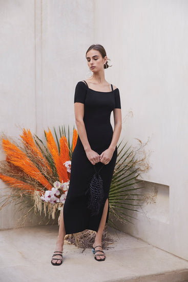 Annalise Dress - Black