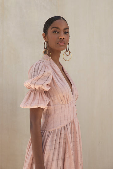 Willow Dress - Dusty Pink