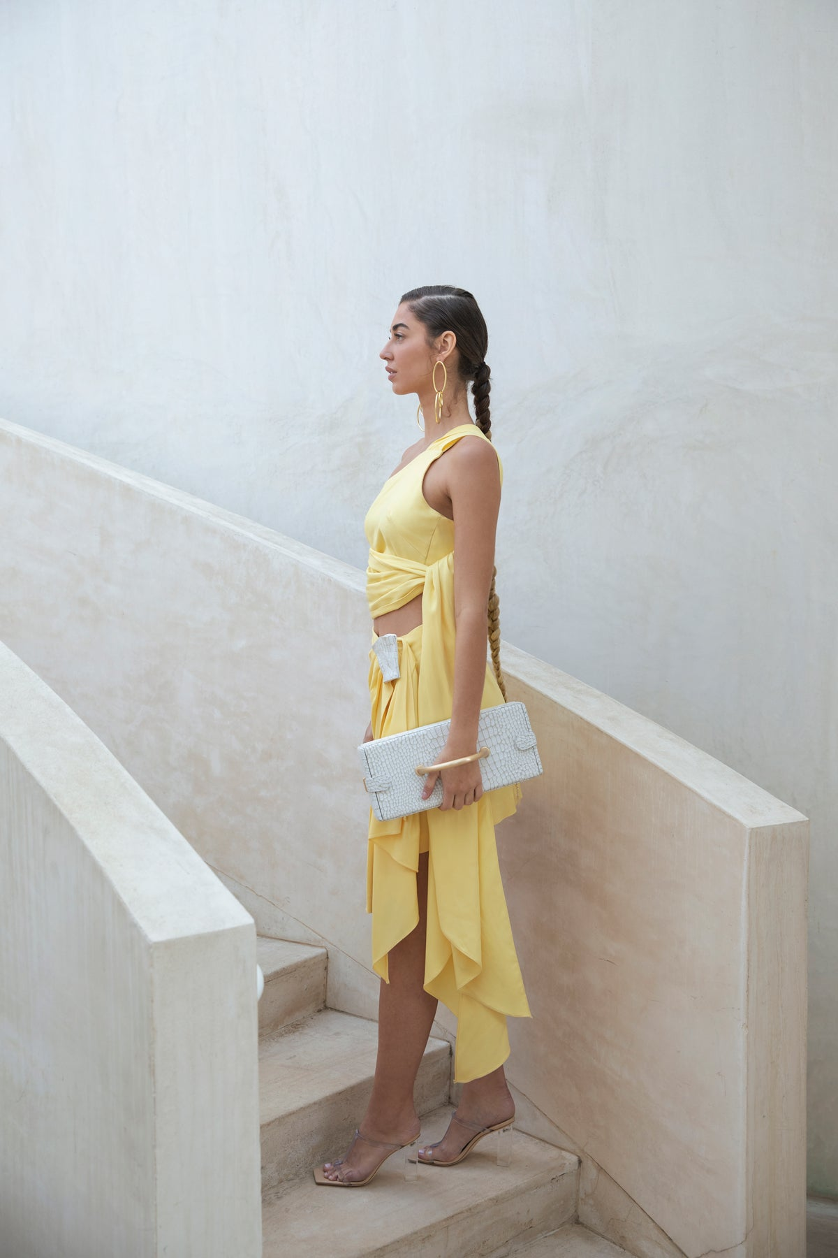 Taniea Skirt - Lemonade