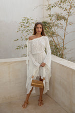 Fahima Dress - Cream (EXCLUSIVE)