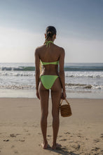 Allie Bikini Bottom - Lime
