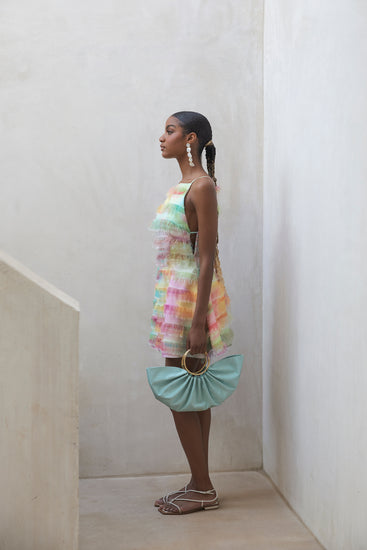 Shannon Dress - Tropical Multi (PREORDER)