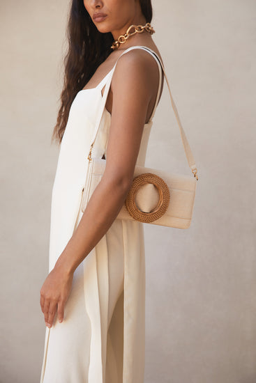 Gemma Shoulder - Natural (PREORDER)