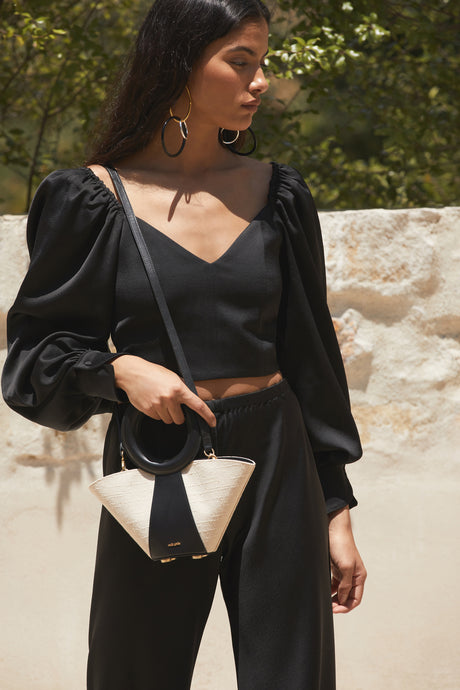 Debi Top - Black