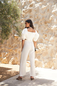 Thyra Top - Off White