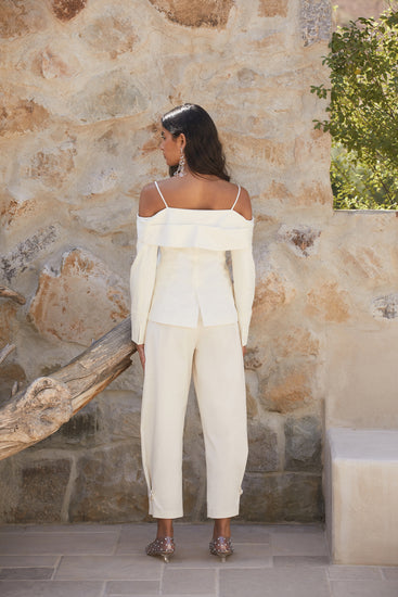 Hemera Blazer - Off White
