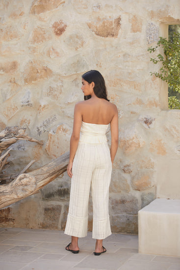 Elle Pant - Off White