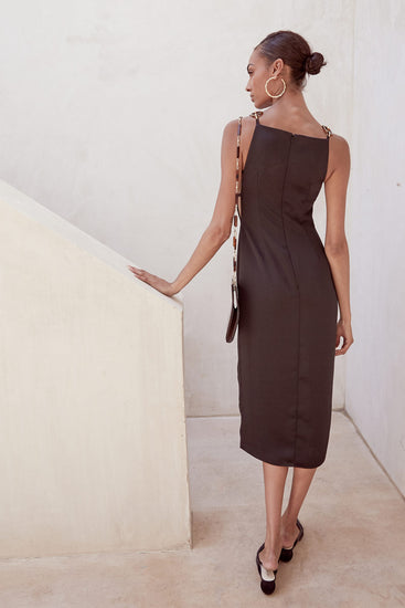 Mina Dress - Black