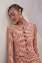 Amma Cardigan - Copper