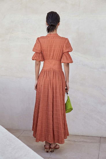 Willow Dress - Spice