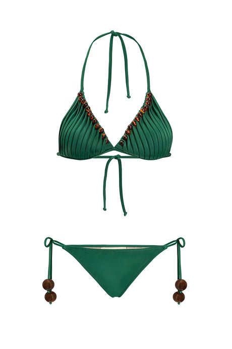 Nancy Bikini - Green