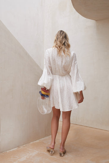Ilaria Dress - Off White