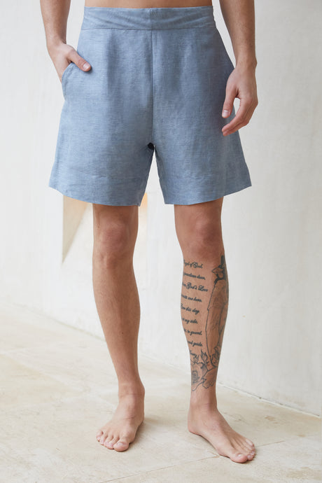 Ryan Short - Denim