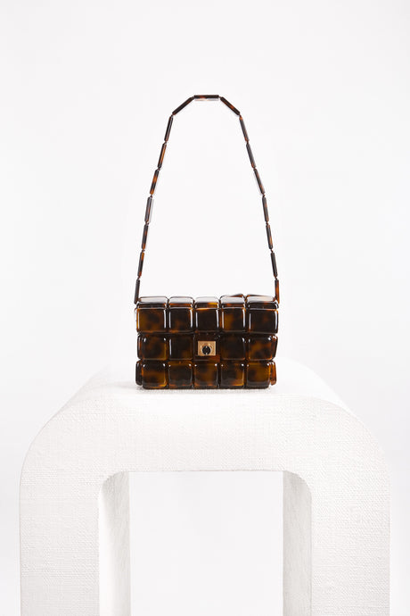Nidia Shoulder Bag - Tortoise