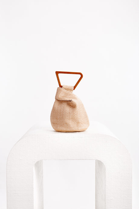 Mini Astraea Bag - Natural