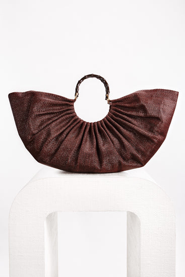 Banu Beach Bag - Cocoa