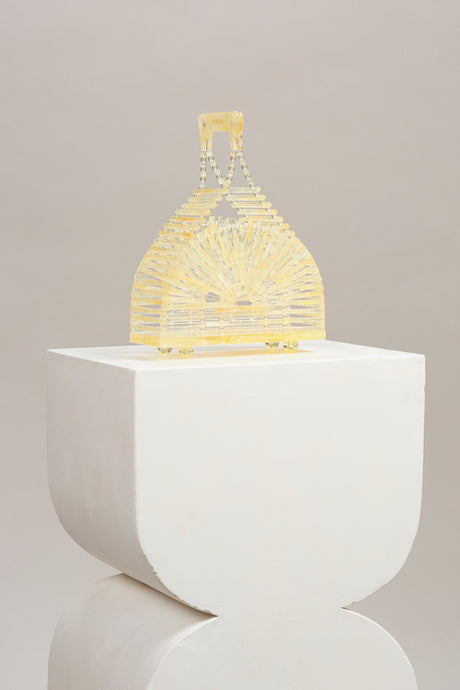 Cupola Mini - Yellow Quartz