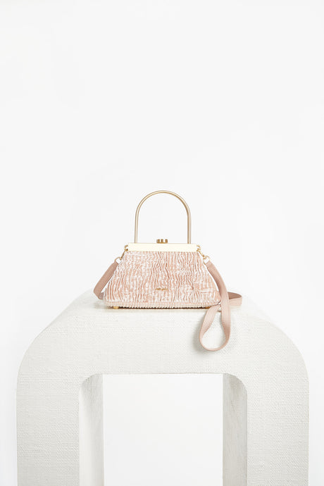Mini Estelle Crossbody - Mauve