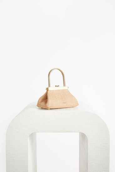 Mini Estelle Crossbody - Natural