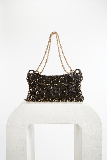 Angela Shoulder - Black